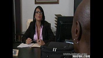 Conto erótico secretaria safada fodendo com o negão