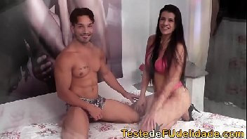 Aline Rios fodendo com fã tarado